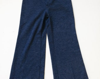 Vintage 70s Levi's Ultra High Rise Bellbottoms - Size 27