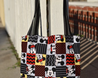 Mickey Mouse 2 toned bag