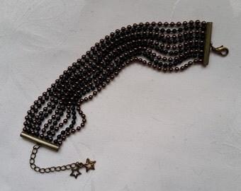 Multirang strap, micro-bead chain diamond 5