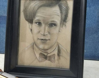 The Eleventh Doctor Framed Original