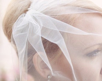 Birdcage Veil Handmade Customizable