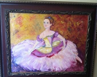 Prima Ballerina Print-Free Shipping