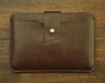"Genuine Leather Macbook Air 11 inch Case , 11 inch Macbook Air Case , Macbook 11"" Case , Macbook 11 Case, Macbook 11 inch Case"