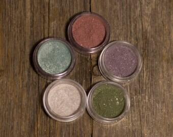 Mineral Color Spring Palette