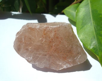 Raw Topaz 116 g Pale Pink Natural Rough Unheated Topaz Crystals Healing Crystals and Stones