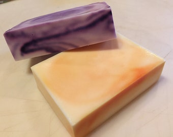 Scented Goat Milk Bar Soap- Melt and Pour