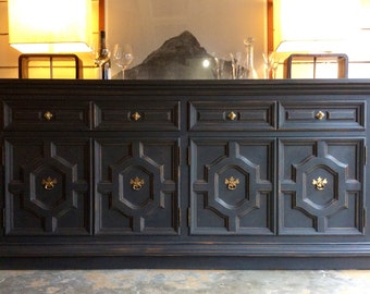 SOLD--Stunning Thomasville Buffet or Credenza