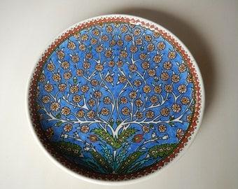 TREE of LIFE PLATE Wall Hanging