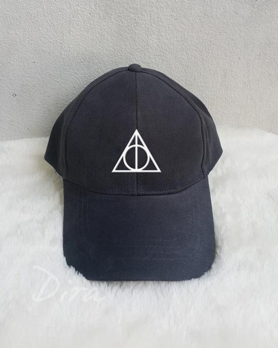Deathly Hallows Baseball Cap Harry Potter Movie Hat Fashion