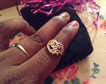Love My Mum! Ring
