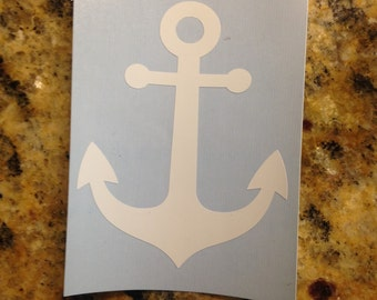 Anchor Vinyl Decal