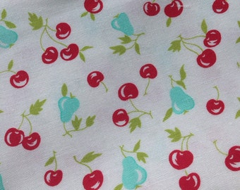 """Bonnie & Camille """"Vintage Picnic"""" Cherries and Pears"""