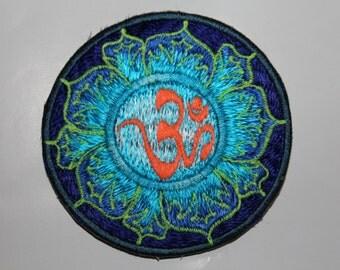 Mandala patch