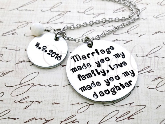 Wedding Gift Ideas Blended Family : Wedding Gifts Personalized* Blended Family* Blended Family Wedding ...