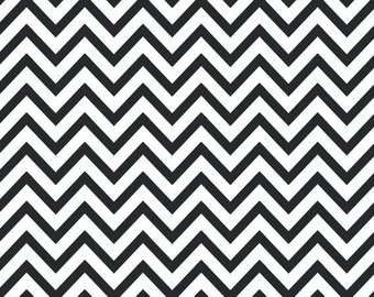 "Black Chevron Stripes Tissue Paper 20"" X 30"" - 24 Sheet Count"