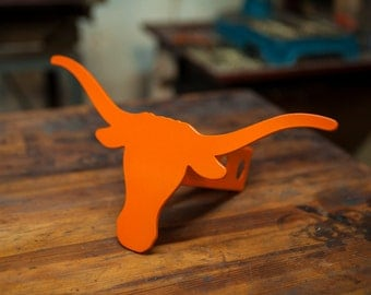 University of Texas Longhorns Trailer Hitch Cover
