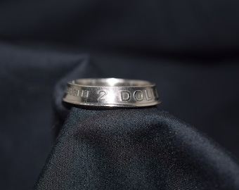 Toonie Coin Ring - U.S. Size 12.5