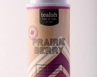 Prairie Berry - Canadian Herbal Tea - Tin