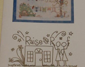 Raise the Roof Peter's Cotton Knits Pattern Only
