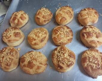 Hungarian Potato Pogacha Homemade Rich Moist Biscuits Handmade