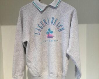 Laguna Beach Polo Sweatshirt