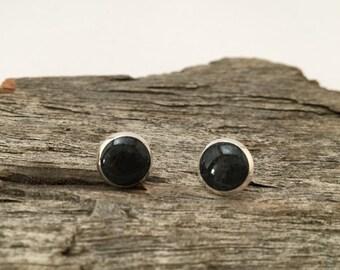 Resin stud earrings, resin earrings, resin jewellery, resin jewelry, fashion, women, earrings, stud earrings