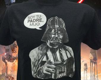 Soy Tu Padre, Mijo Vader T-Shirt
