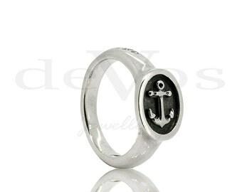 Anchor Ring - Small Horizontal Anchor Ring