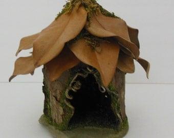 Magnolia Cottage Fairy House