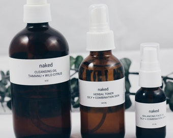Balancing Skincare Trio