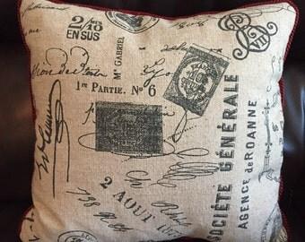 Decorative Pillow Sleeve