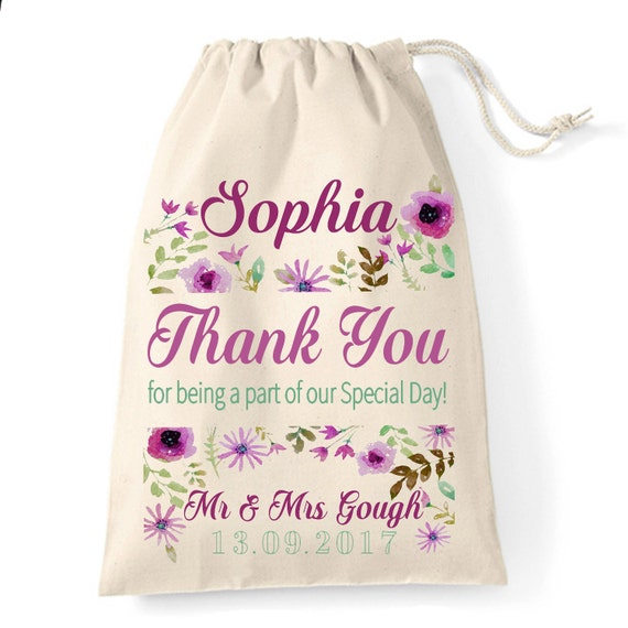 Wedding Gift Bag Thank You : favorite favorited like this item add it to your favorites to revisit ...