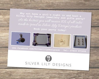 Custom Printed Flyers - Leaflets - Postcards - Small Business Stationery - Branding - Advertising