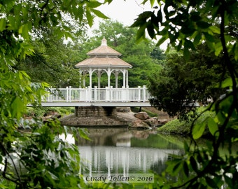 Gazebo Fine Art Photography Print