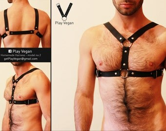 Vegan Harness - Version 2