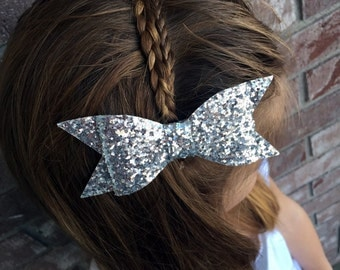 Large Glitter Glam Bows