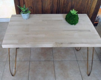 Coffee table, low table, table vintage, vintage table, table wood, wooden table