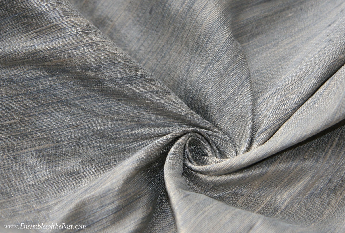Suiting Fabric Textured Silk Fabric Silk Dupioni