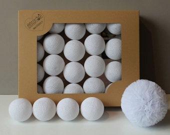 Cotton Balls All White 35 items