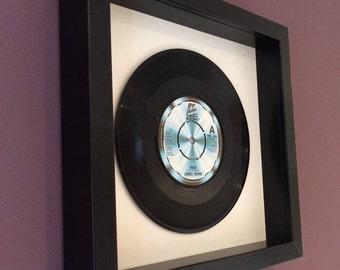 "Lionel Richie ""Truly"" - Framed Original Vinyl Gift"