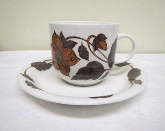 Arabia Finland, Cafe -Coffee Cup, designed by Gunvor Olin-Grönqvist