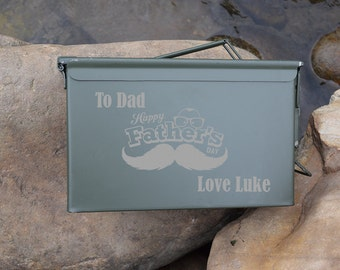 Father's Day Ammo Box