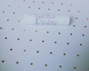 Jojoba Bead& Sugar Lip Exfoliator