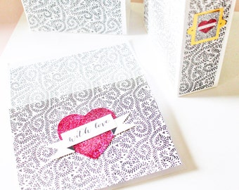 Glitz & Glam With Love Notes