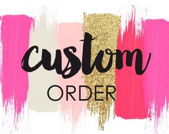 Custom Lariat/Choker Sets