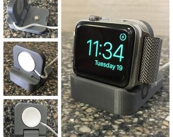 Folding Apple Watch Bedside Dock / Travel Dock