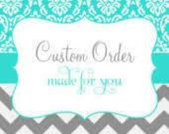 Gordon  mcmullin custom breast cancer order