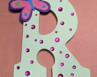 Kids Room Wall Letters