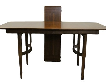 """High End Mid Century Modern 72"""" Dining Table"""