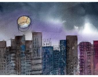 Paesaggio urbano - Urban landscape